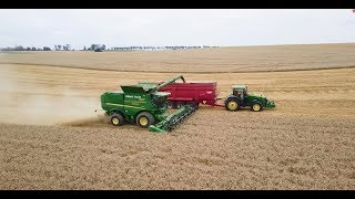 Video John Deere Demo Tour kombajn S780i - GR Konrad Pohl MP3, 3GP, MP4, WEBM, AVI, FLV November 2017