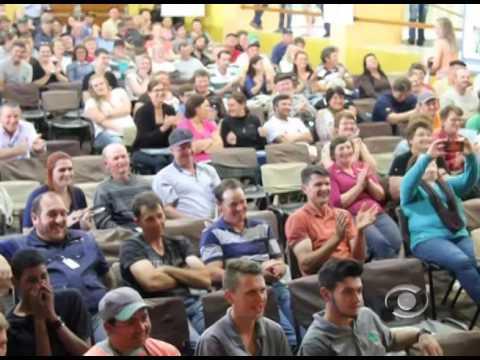 Vídeo Teutônia sediou nesta semana a 10ª edição do Forum Tecnológico do Leite