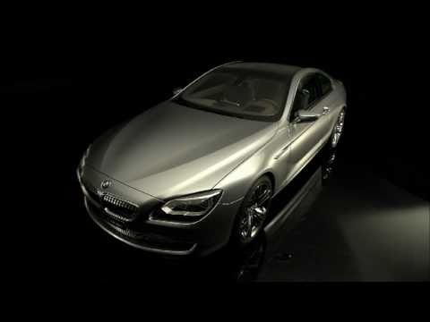 New BMW 6 Series Coupe Concept 2011 Interior