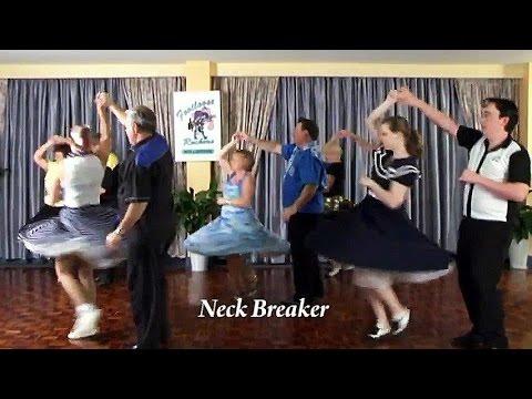 50's Rock n Roll Dance Lessons on DVD - Footloose Rockers