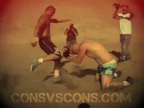 FELONY FIGHTS 7 – Sapo (Mexican) VS. Travis (White)
