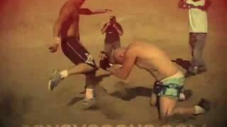 FELONY FIGHTS 7 - Sapo (Mexican) VS. Travis (White)