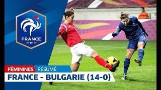 Video France-Bulgarie Féminine A (14-0) : les buts en 3 minutes MP3, 3GP, MP4, WEBM, AVI, FLV Oktober 2017