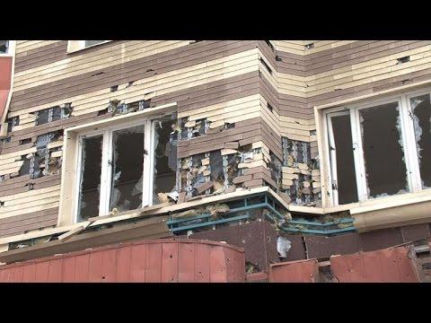 Ukraine: Donetsk toujours en proie aux combats