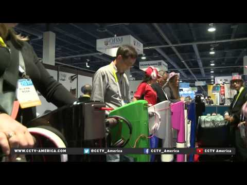 Cool tech products abound at Consumer Electronics Show