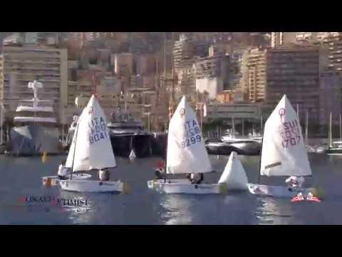 Monaco Optimist Team Race 2017 - Day 1