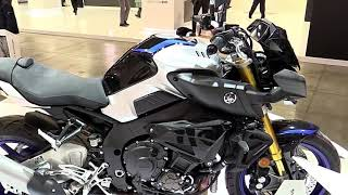 8. 2019 Yamaha MT10 SP Complete Accs Series Lookaround Le Moto Around The World
