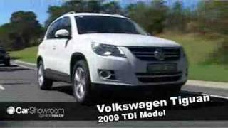 Volkswagen Tiguan 2009 - Car Review