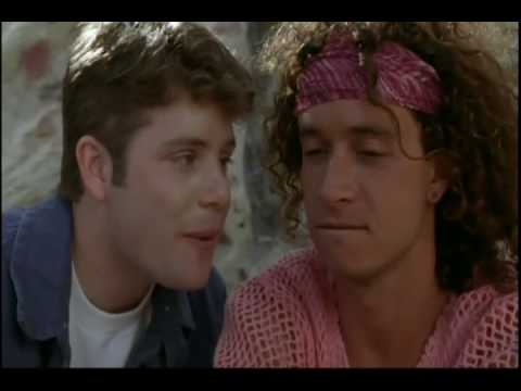 Sean Astin and Pauly Shore in