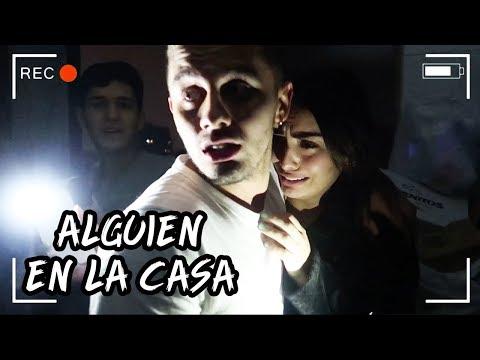 BROMA HAY UN FANTASMA EN LA CASA - TEAM X | Alejo Suárez