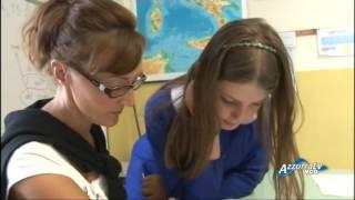 """بالفيديو : إيطاليا تحدث مدرسة لفائدة """" تلميذة وحيدة """" تقطن بمنطقة جبلية"""