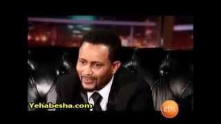 Gossaye Tesfaye Interview On Seifu Fantahun Show