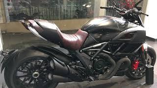 4. Ducati Diavel Diesel