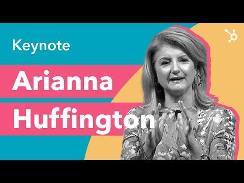 Arianna Huffington Keynote