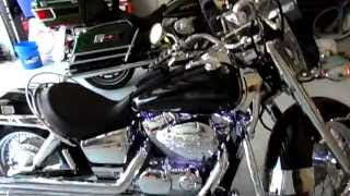 8. 2004 Honda Aero 750 Shadow  For Sale Palm Coast, Florida