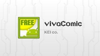 vivaComic Free AD YouTube video
