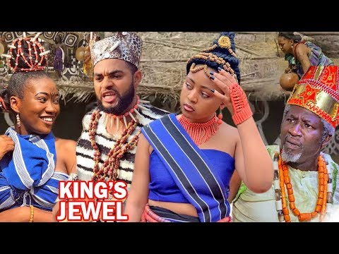 The King's Jewel Season 1&2 - Chinenye Nnebe & Regina Daniels 2019 Latest Nigerian Movie