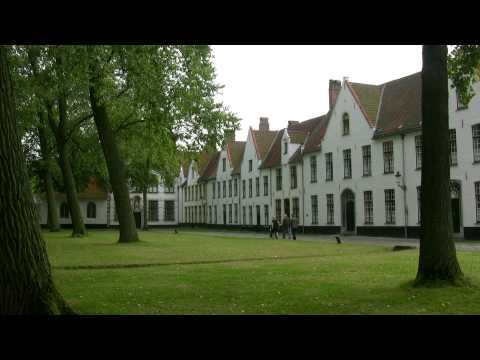 Video: The Beguinage in Bruges