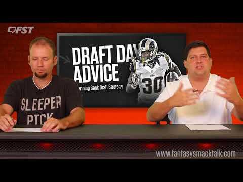 2018 Fantasy Football Running Back RB Draft Strategy thumbnail