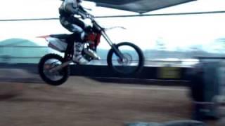 3. NEW KTM 150 sx 2010 of Kyle Matthijssen sx Genk