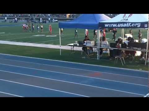 3000m Youth Boys Southern California Association Championships