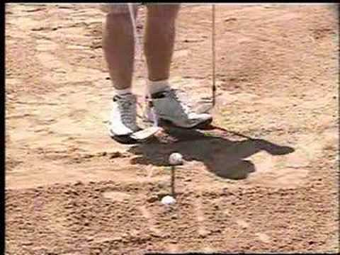 Golf Tips, Lessons, Instruction & Drills – Greenside Bunkers
