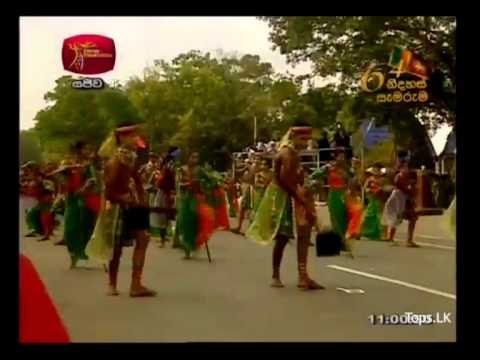 64th National Independence Day Celebration Of Sri Lanka Live From Anuradhapura Part 12