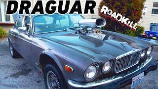 The 'Draguar' is Born! Supercharged '74 Jaguar XJ12 | Roadkill | MotorTrend by Motor Trend