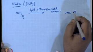 Mod-01 Lec-24 Polymer Stereochemistry and Coordination Polymerization (Contd.)