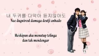 Video AS ONE - SASSY GIRL CHUNHYANG OST [Han+Rom+Indo Sub] Lyrics MP3, 3GP, MP4, WEBM, AVI, FLV Juni 2019