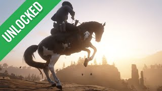 Red Dead 2 Is the Horse Simulator We've Always Wanted - Unlocked Highlight