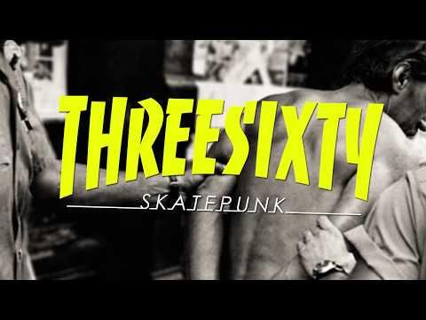 THREESIXTY SKATEPUNK - MENCOBA TAK TERLIHAT ( OFFICIAL LYRIC VIDEO )