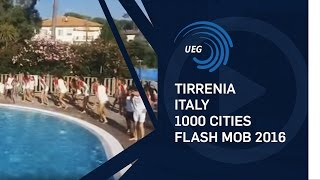 Tirrenia Italy  city photo : Tirrenia, Italy - 1000 Cities Flash Mob 2016