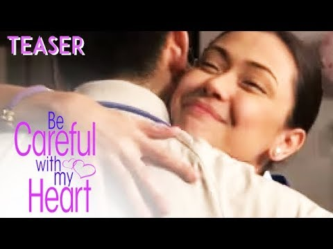 "Ngayong Monday, February 25 sa ""BE CAREFUL WITH MY HEART"""