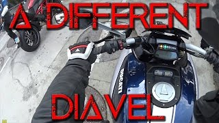 6. A Different Diavel