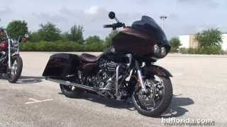 6. Used 2012 Harley Davidson CVO Road Glide Motorcycles for sale - Orlando, FL
