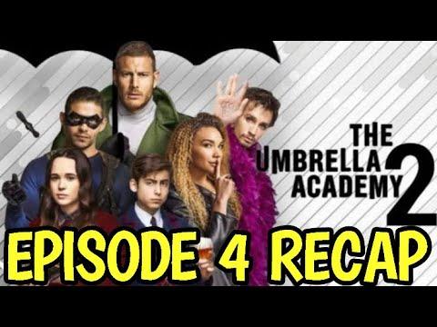 The Umbrella Academy Season 2 Episode 4 The Majestic 12 Recap