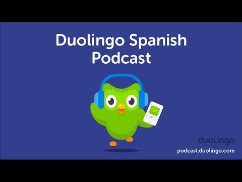 Duolingo Spanish Podcast, Episode 6: En el camino
