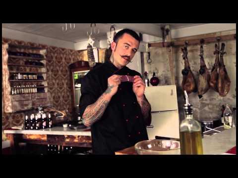 tartare di manzo di chef rubio