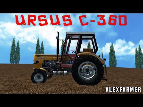 Ursus C-360 Full Script v1.0