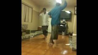 رقص شباب يمنيين في امريكا (سيسكو)
