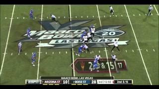 Brock Osweiler vs Boise State (2011)