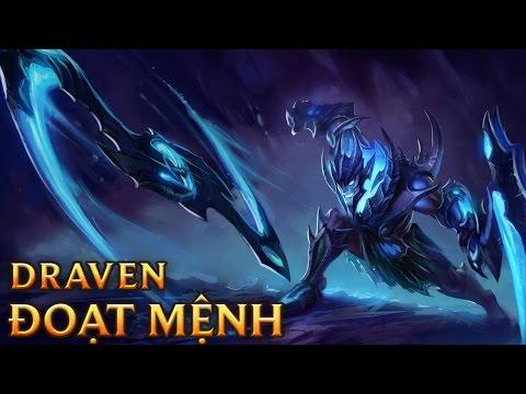 Draven Đoạt Mệnh - Soul Reaver Draven