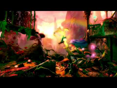 Trine 2 Gameplay Trailer Prettier Than Ever