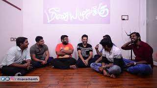 Video Semma Group chat with meesaya murukkugira Hiphop Tamizhan Adhi - RealTalk with Prashanth MP3, 3GP, MP4, WEBM, AVI, FLV Januari 2018