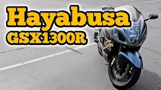 4. Regular Car Reviews: Suzuki GSX1300R Hayabusa