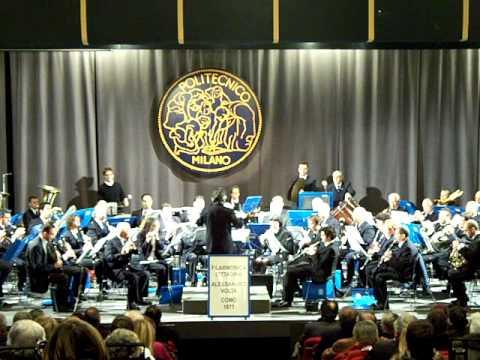 OMAGGIO A GIOIA - Marcia Sinfonica - G. Bello - Filarmonica A. Volta Como (CO) - M° Defendente