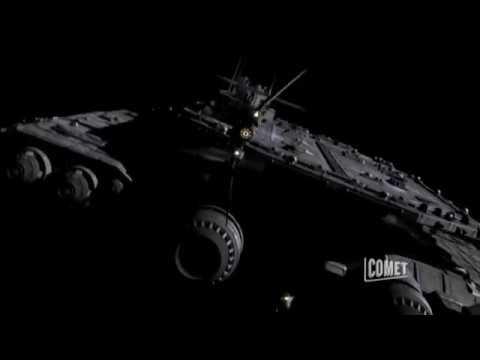 Stargate Atlantis - Alternate Reality Drive & Alternate Daedalus (S5E4)