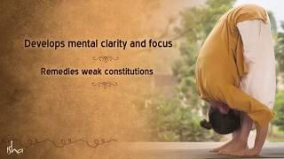 Surya Kriya: Agility level - Intermediate - Isha Hatha Yoga