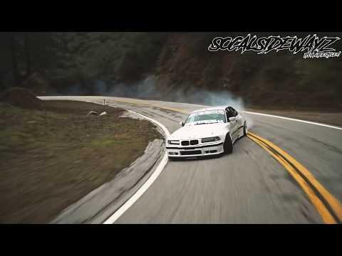 E36 Mountain Drifting (видео)